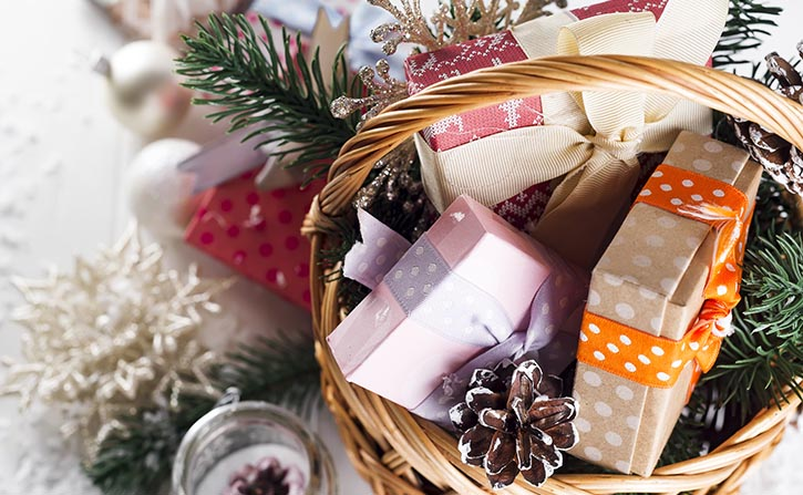 Festive goodies & hampers from Deli KC