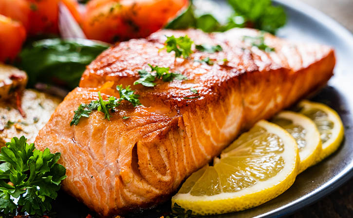 Salmon at Vue_website featured